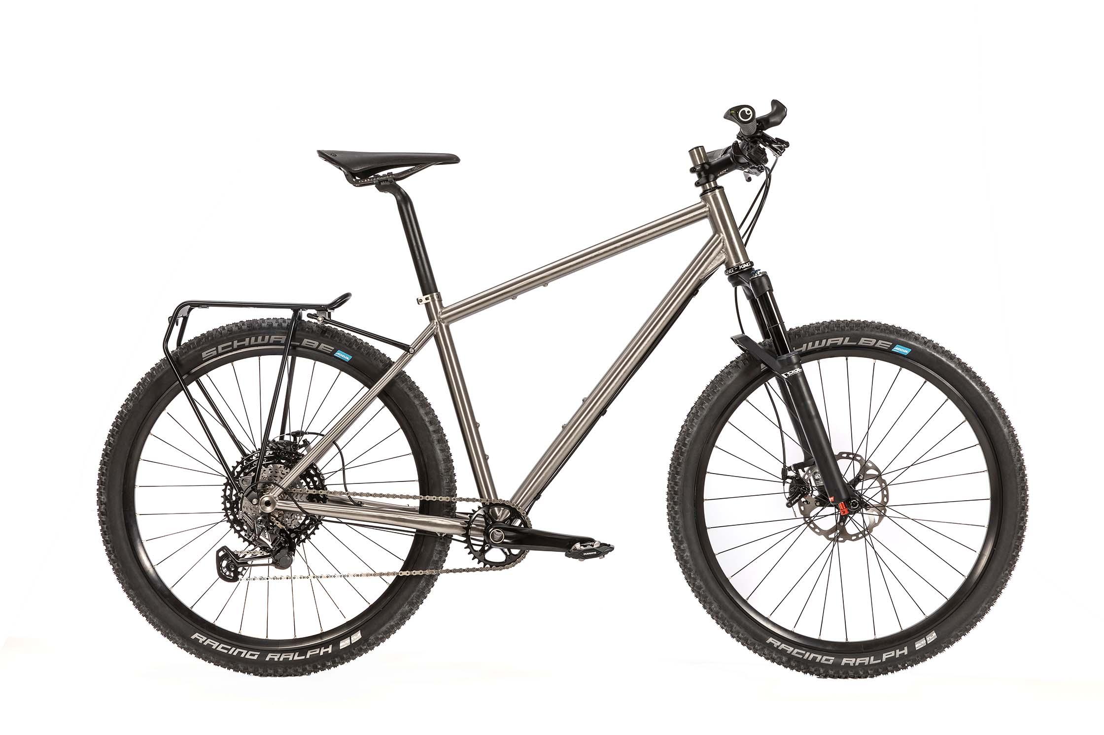 Mass Titan Mountainbike Hardtail für Bike Adventure Touren_1