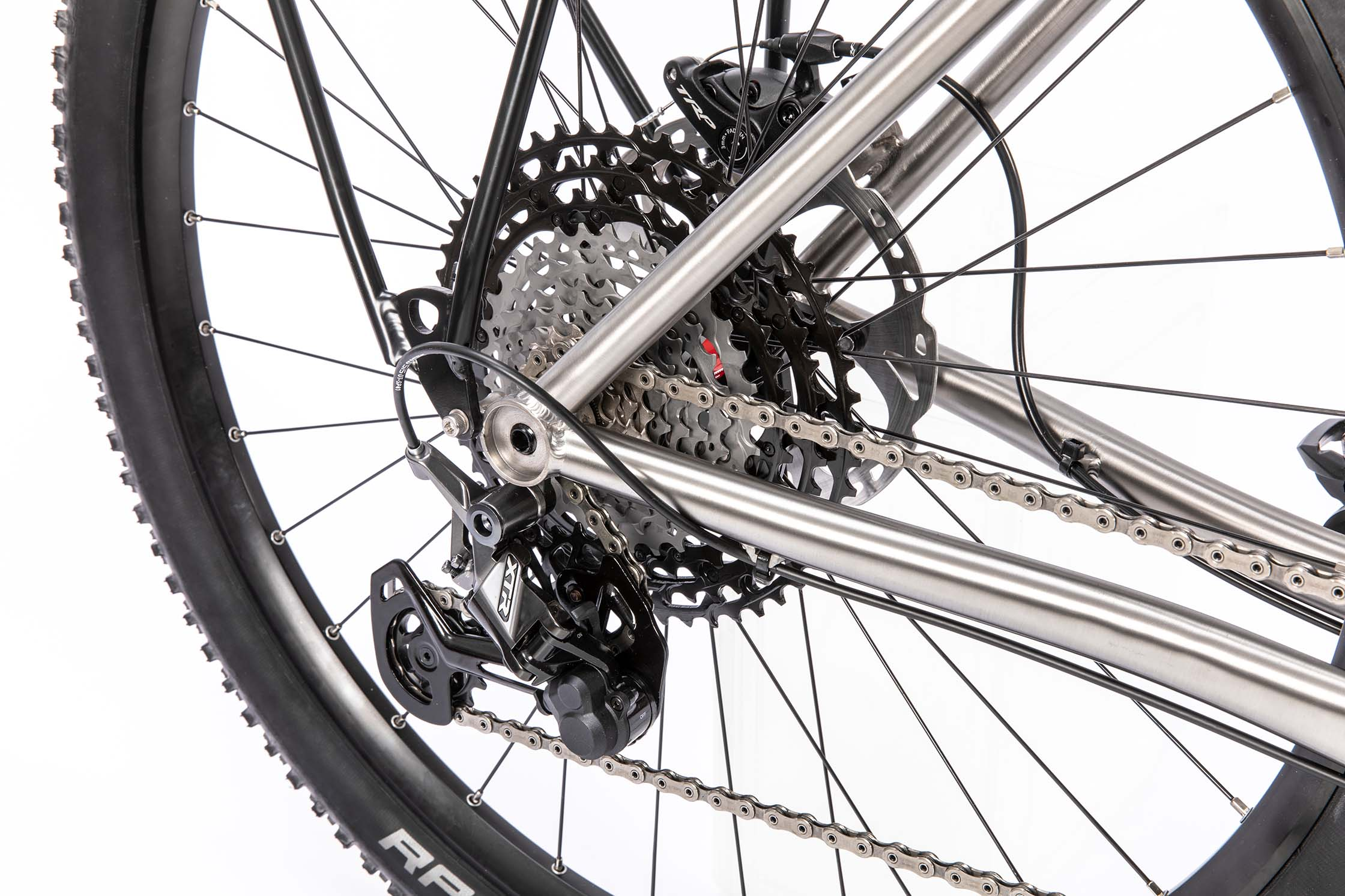 Mass Titan Mountainbike Hardtail für Bike Adventure Touren_5