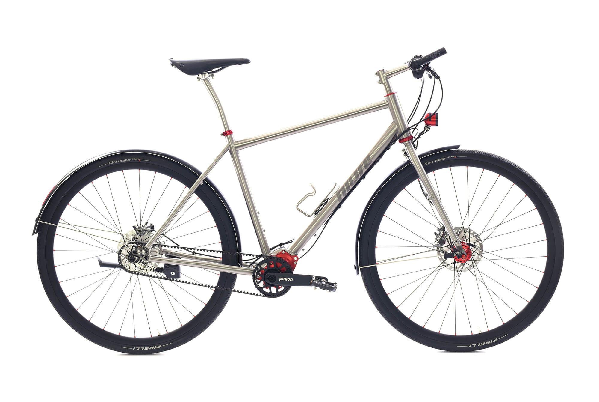 Egon´s s Pinion Adventure Light Titan Bike 1