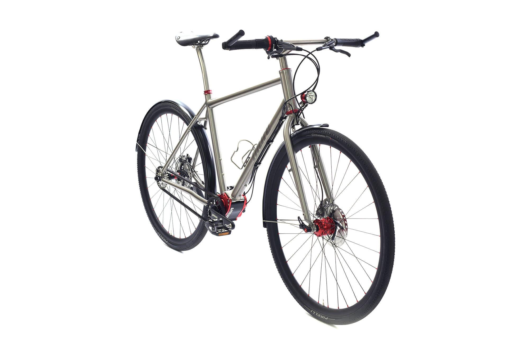 Egon´s s Pinion Adventure Light Titan Bike 2