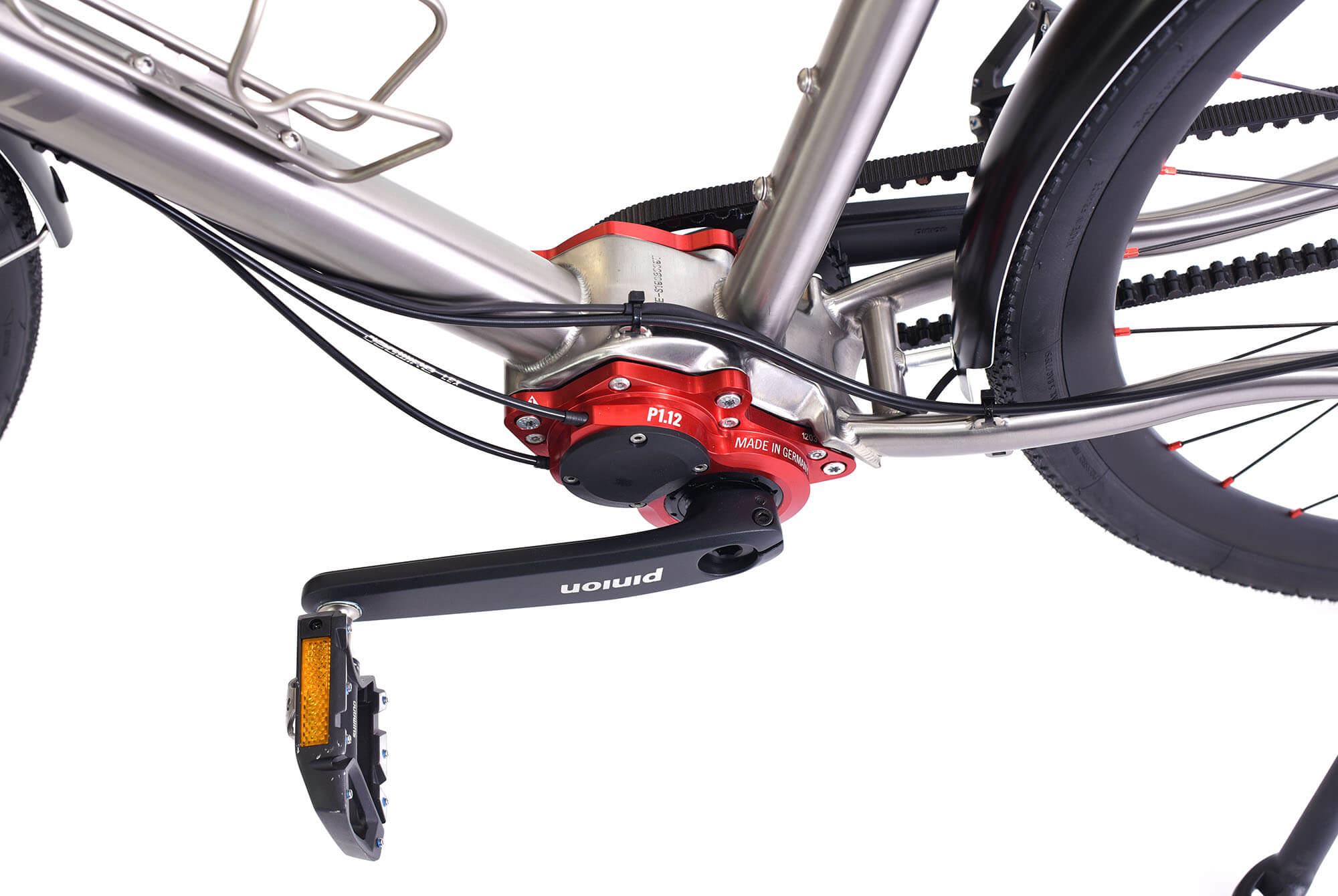 Egon´s s Pinion Adventure Light Titan Bike 5