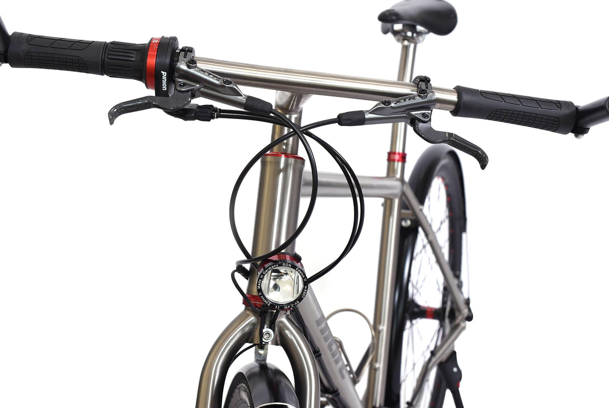 Egon´s s Pinion Adventure Light Titan Bike 6