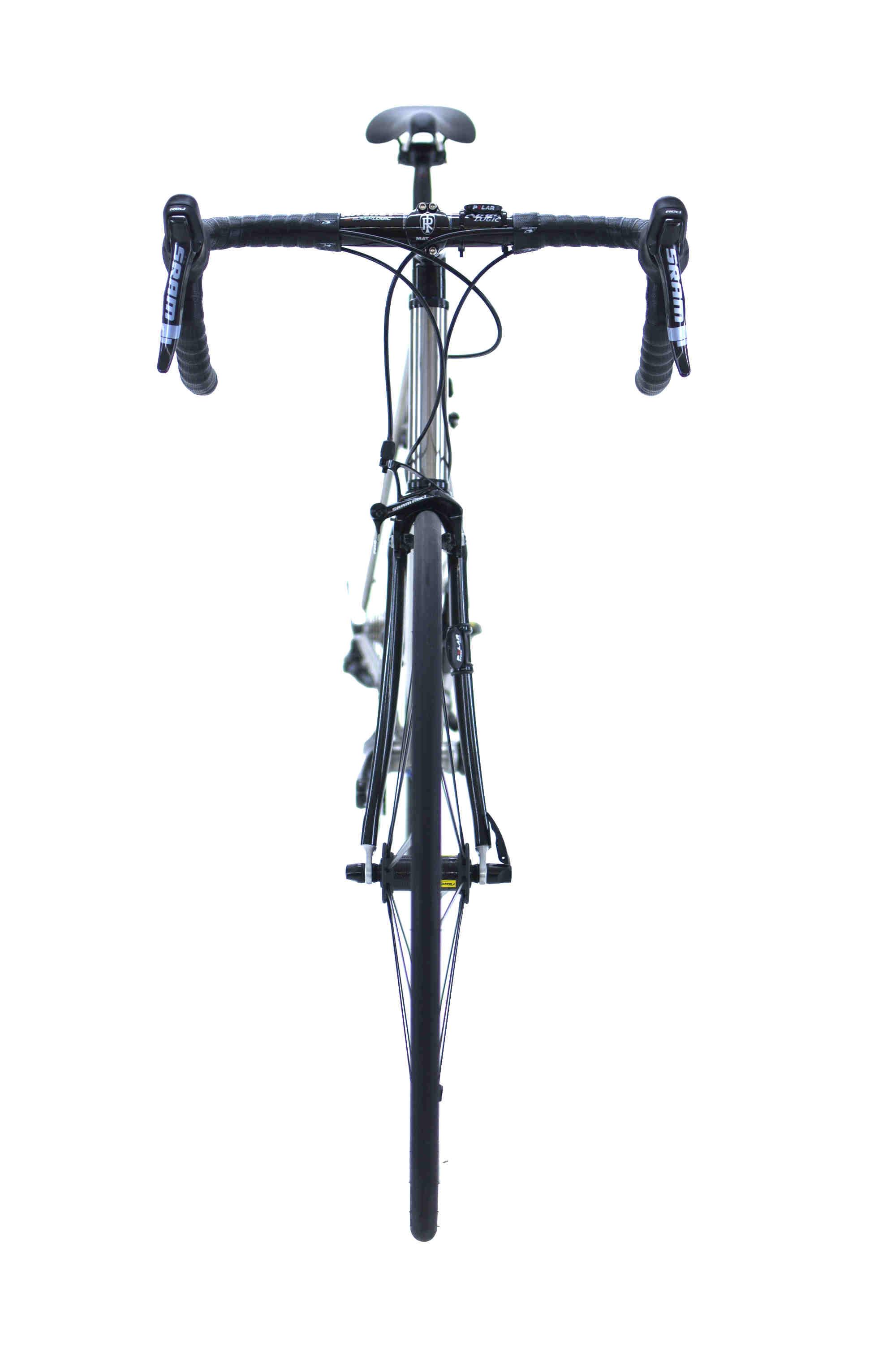 Leichten Titanium Rennrad