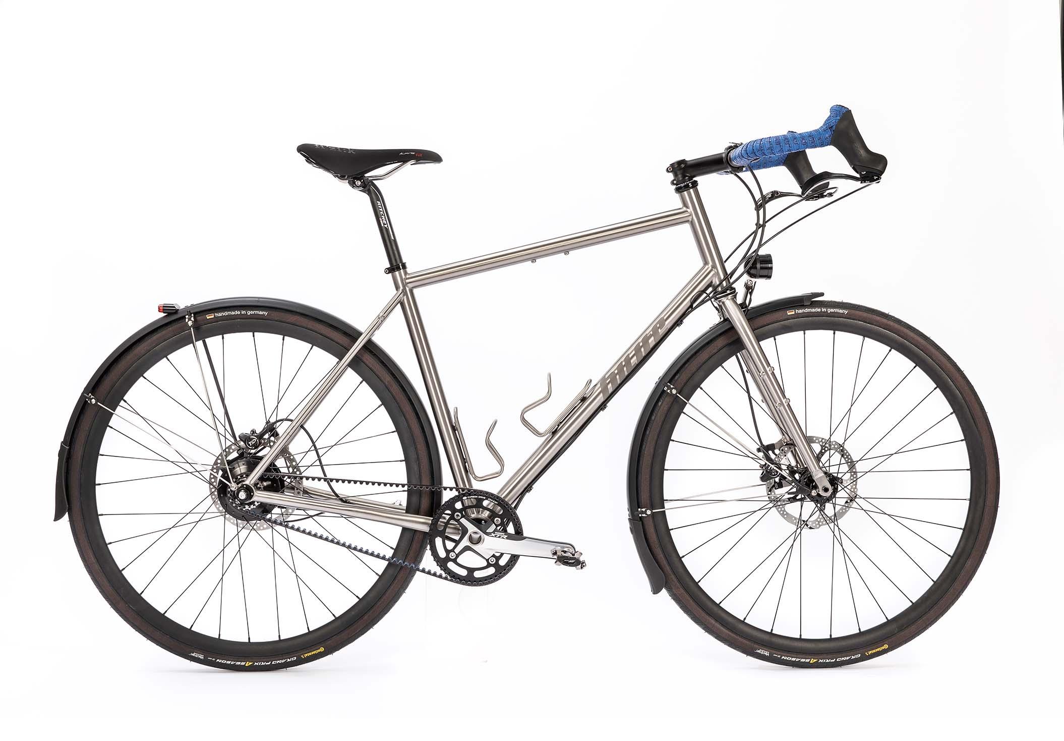 Rohloff Randonneur & Gravel Titan Fahrrad_1