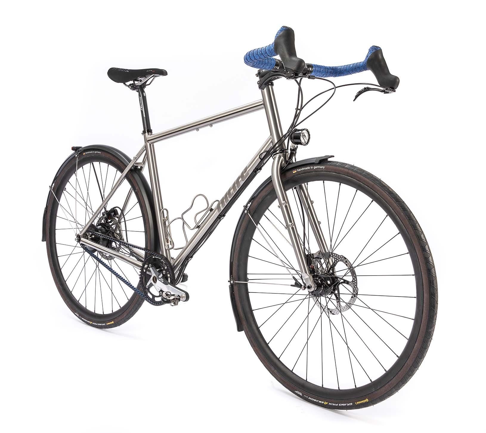 Rohloff Randonneur & Gravel Titan Fahrrad_2