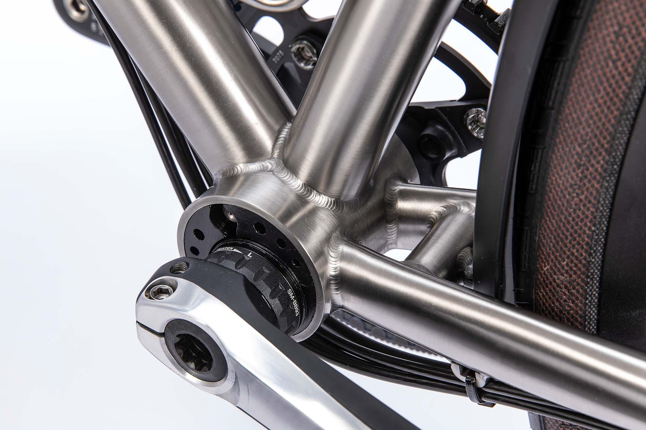 Rohloff Randonneur & Gravel Titan Fahrrad_6