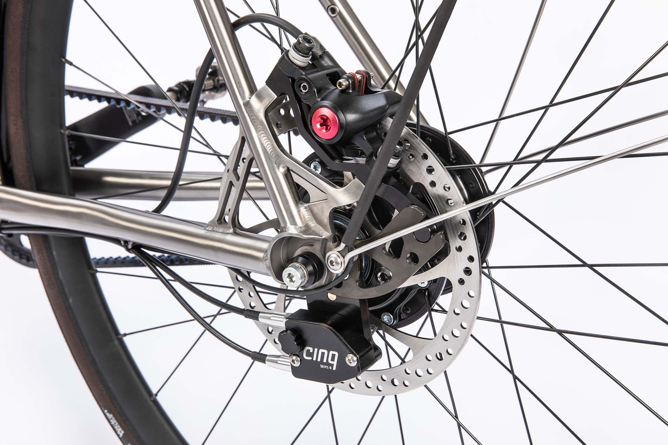 Rohloff Randonneur & Gravel Titan Fahrrad_7