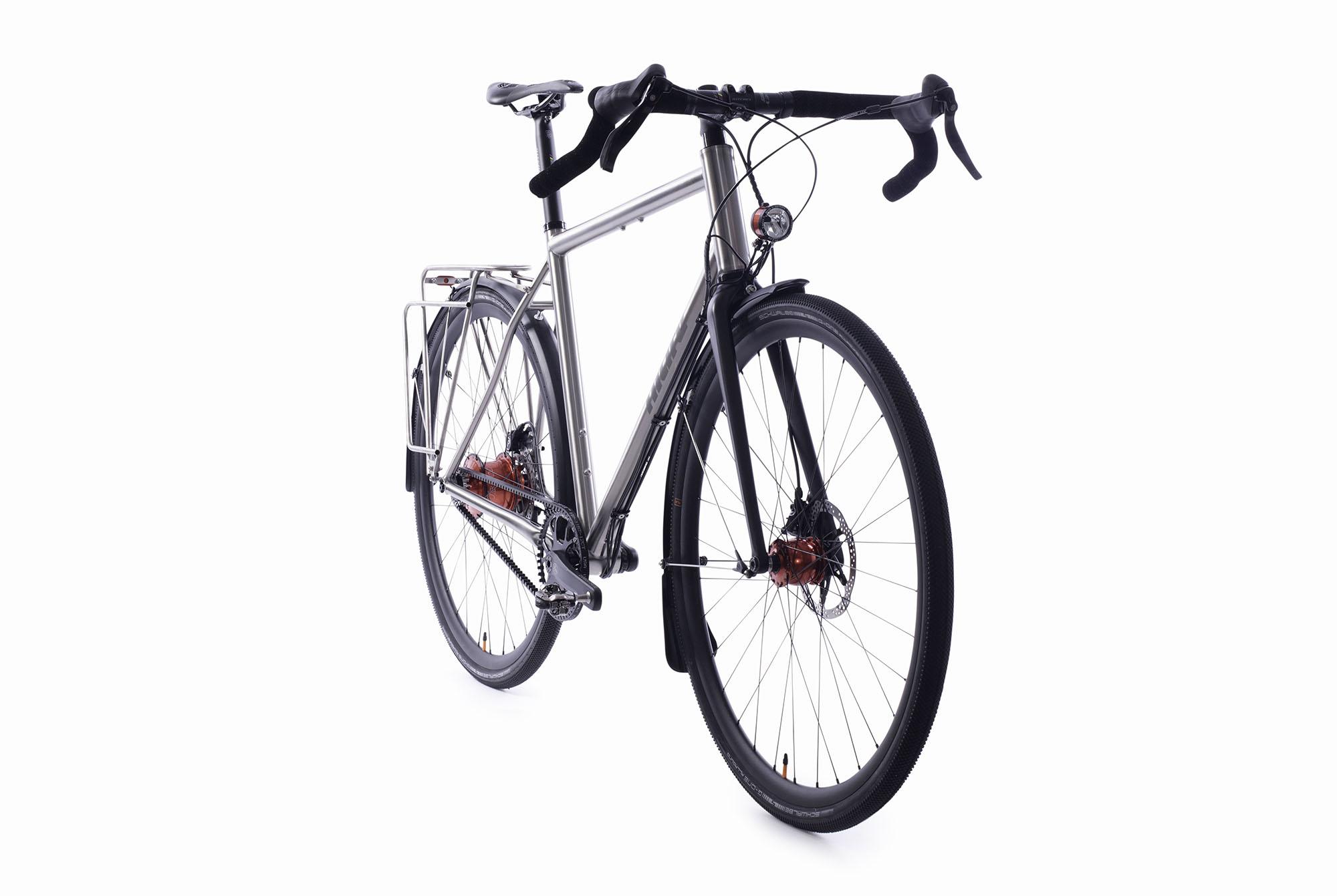 Francis' Titan Rohloff Gravel Bike _ 2