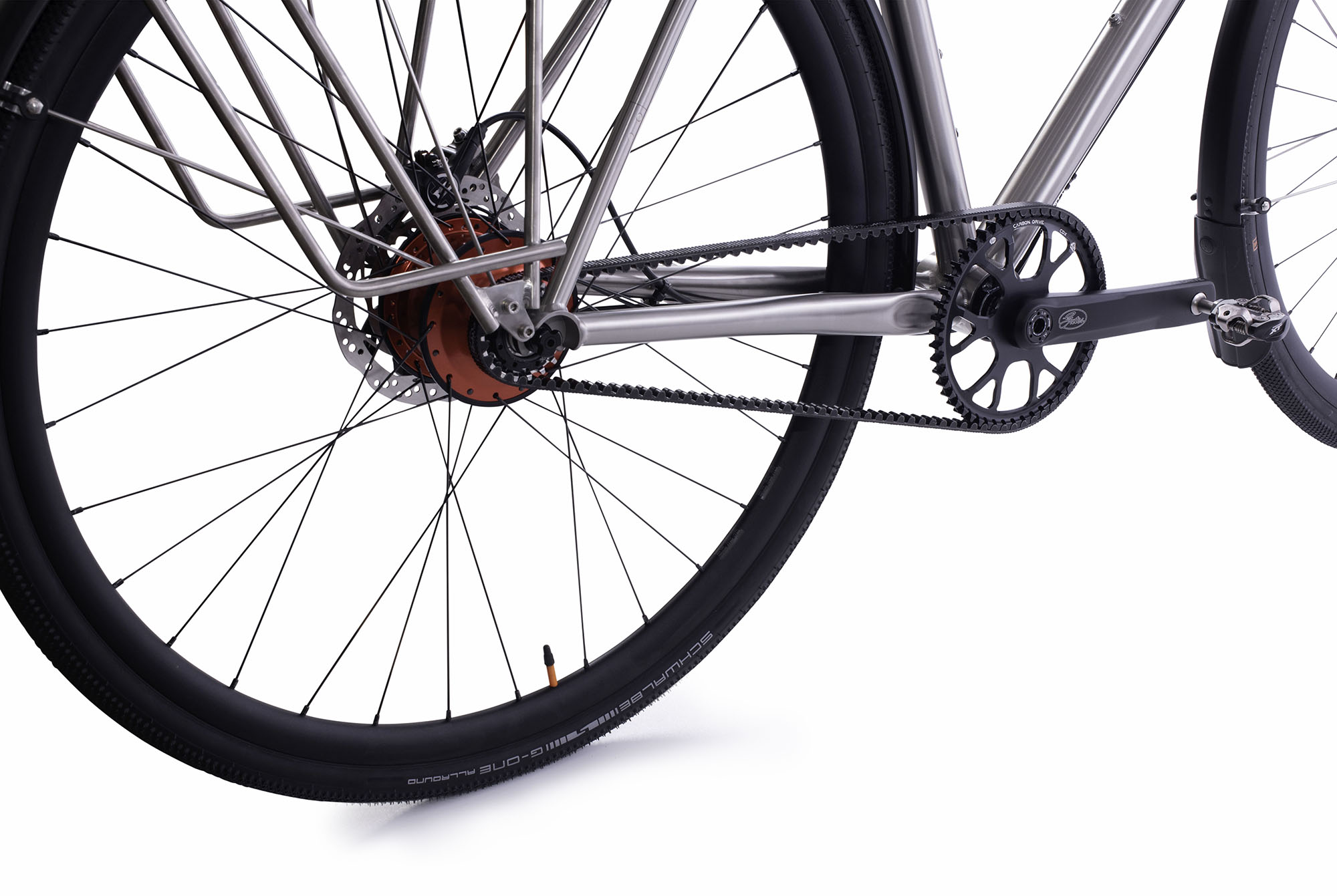 Francis' Titan Rohloff Gravel Bike _ 5