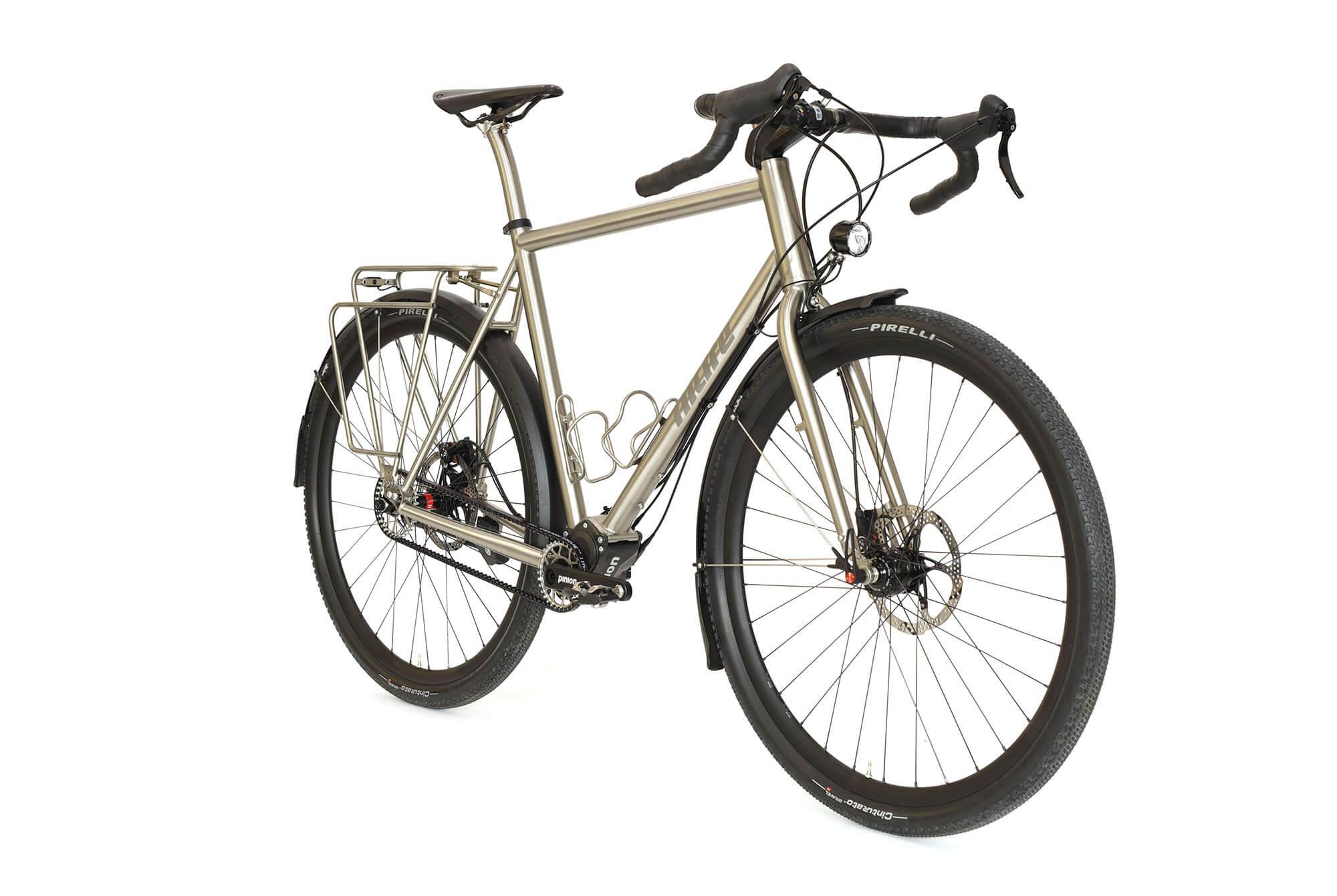 Adrian´s s Pinion Gravel Allroad Titan Bike 2