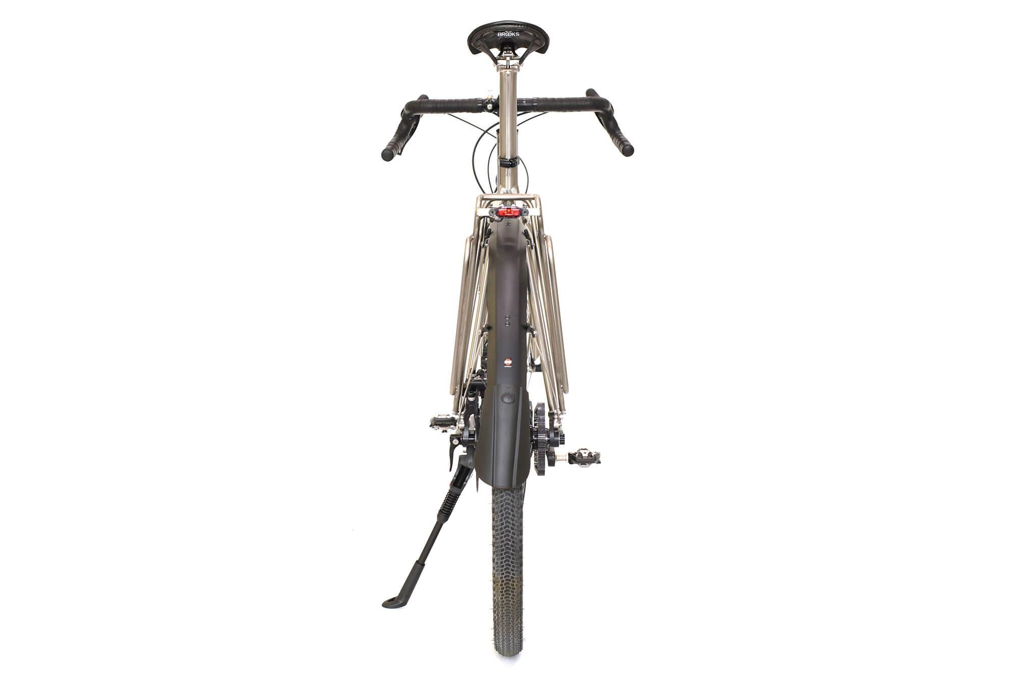 Adrian´s s Pinion Gravel Allroad Titan Bike 4