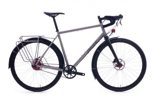 s Rohloff Gravel Allroad Titanium Bike