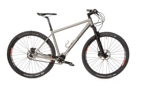 s Pinion Hardtail MTB Titanium Bike