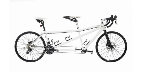 s Race Road Randonneur Aluminum Tandem Bike