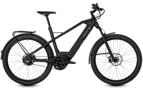 HNF Nicolai XD3 All-Terrain Aluminum e Bike Full