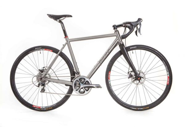 s Gravel Allroad Titanium Bike