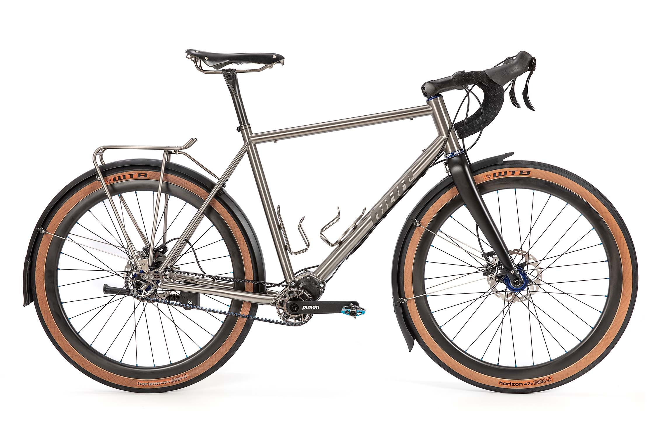 Pinion Getriebe Fahrrad mit Gates Carbon Drive– jetzt bei uns in Basel testen