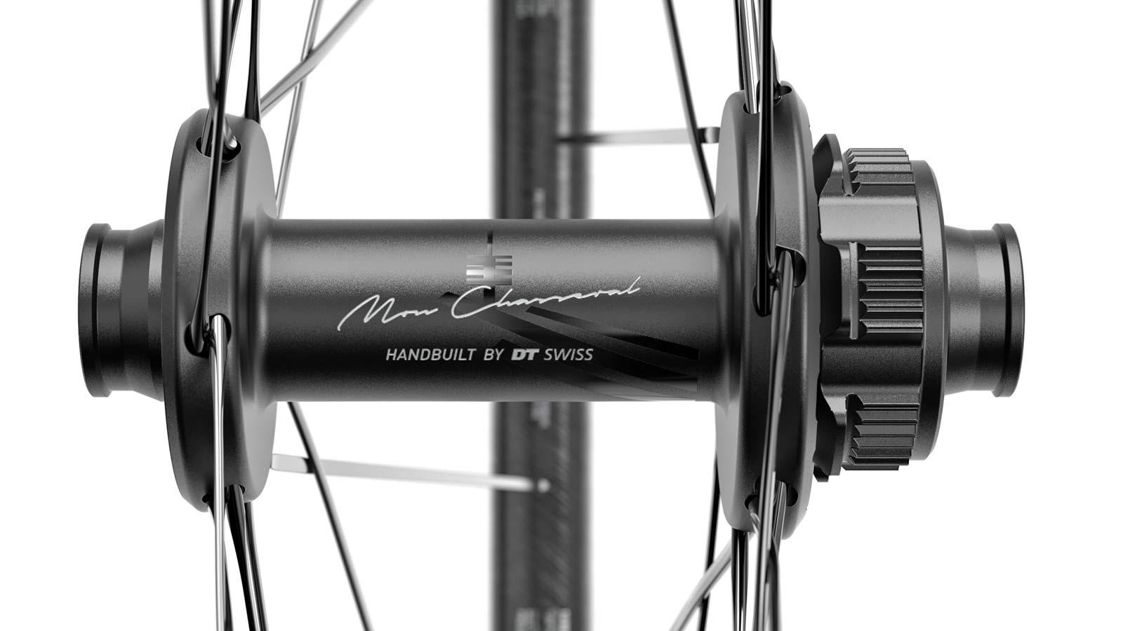 Neuer super leichter DT Swiss Mon Chasseral Carbon Disc Laufradsatz