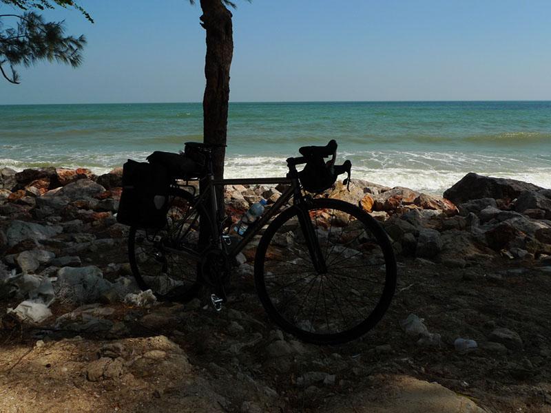 Teil 1 von 2: Ausrüstung fuer Thailand Rennrad Tour