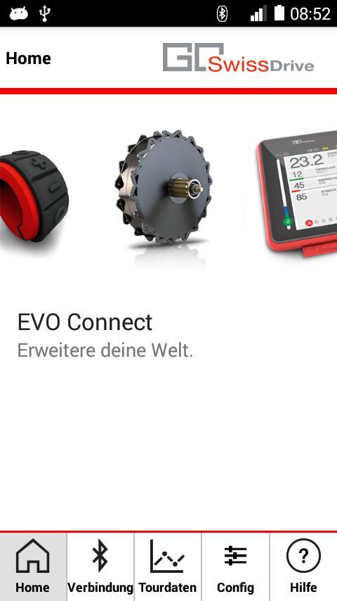 HILITE Pinion E-Bike und die SwissDrive EVO Connect App