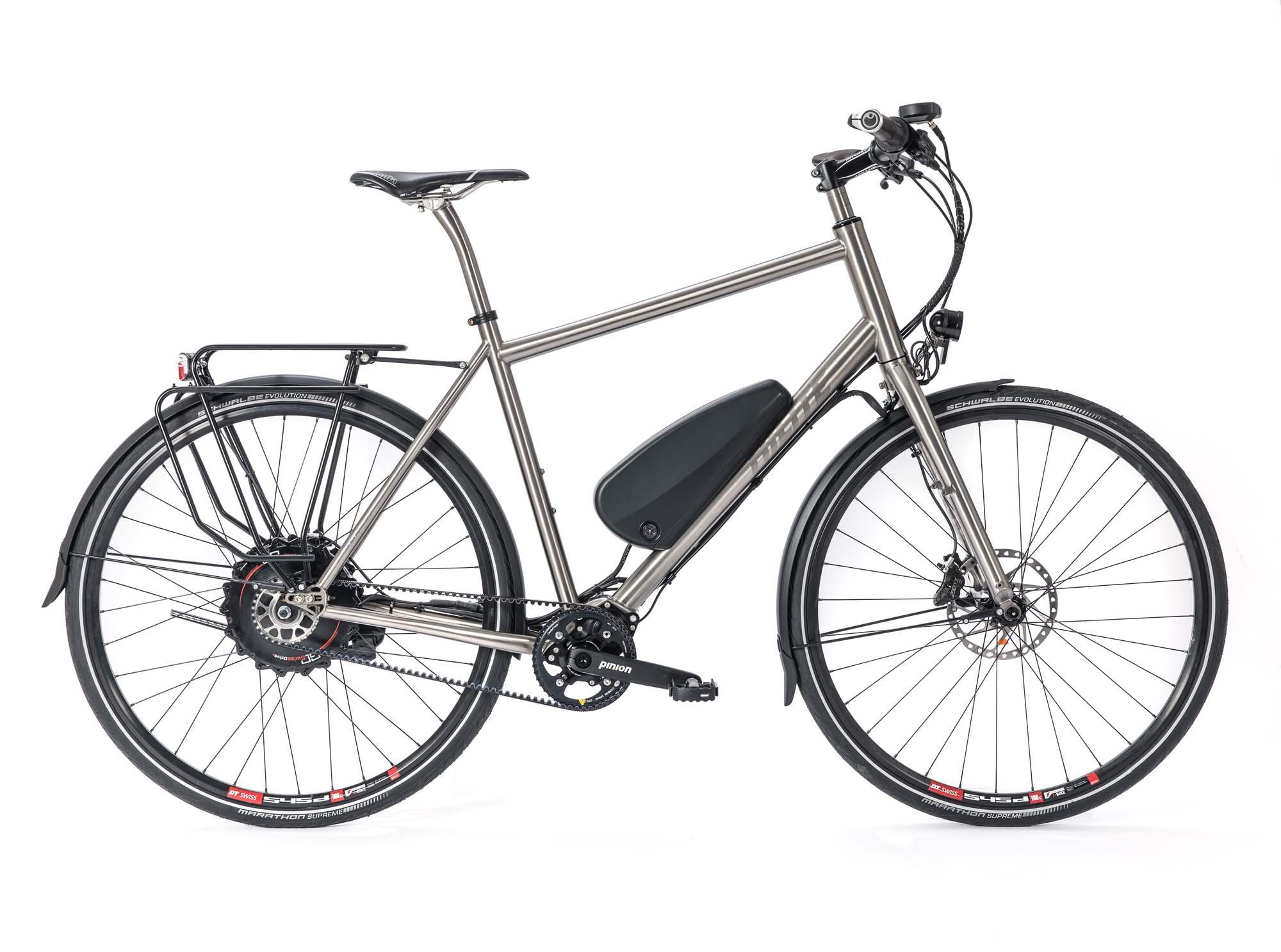 Go Swiss Drive G17 E-Bike Antrieb
