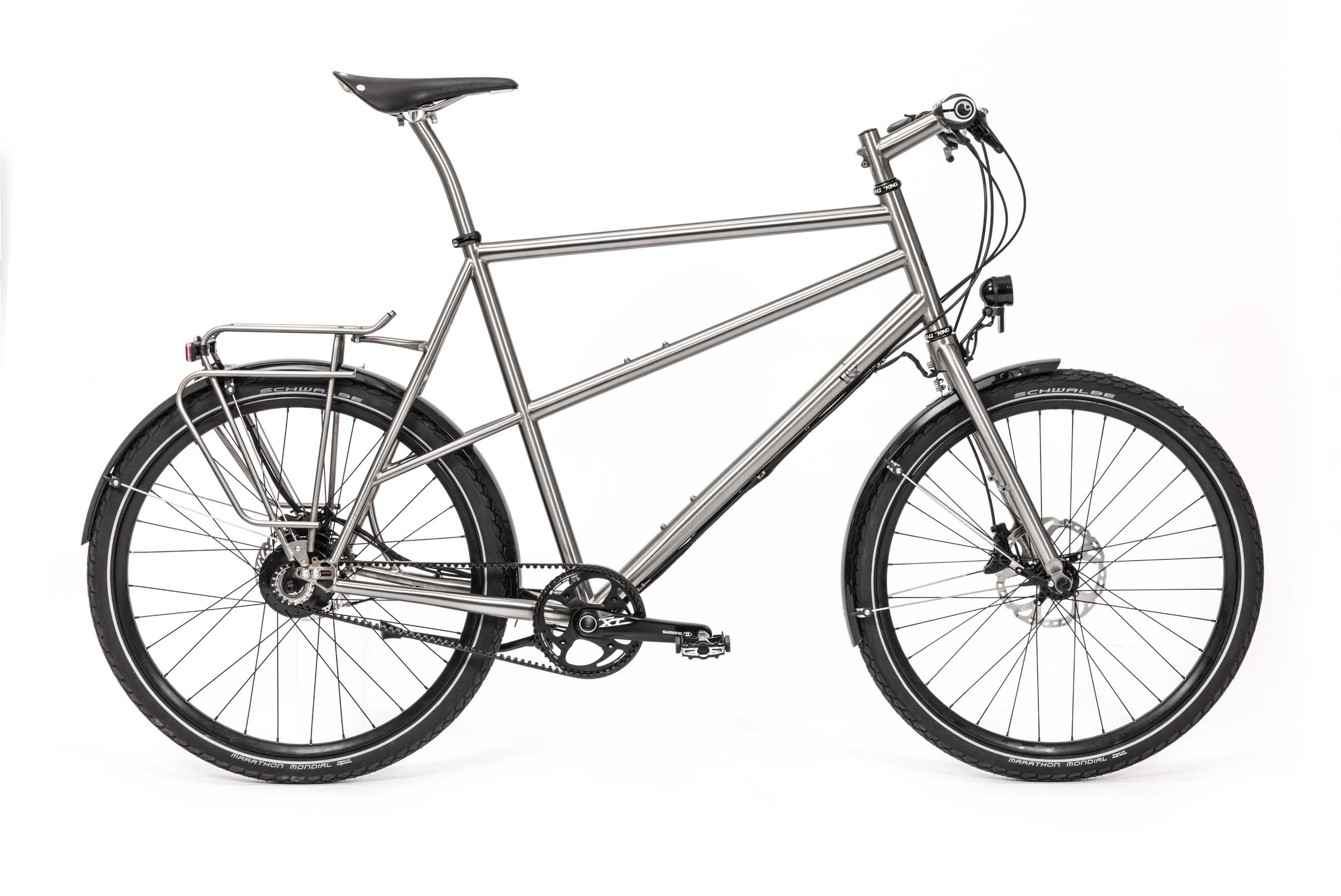 XXXL Titan Mass-Rahmen von HILITE-Bikes